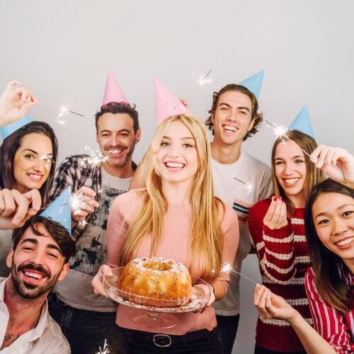 Vídeos de cumpleaños